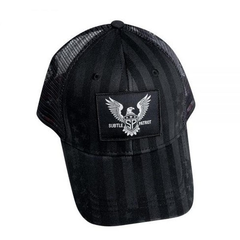 Subtle Patriot Covert Trucker Hat - image 1 of 3