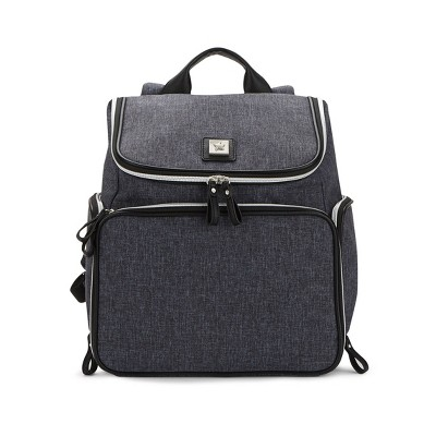 Bananafish Breast Pump Backpack - Navy