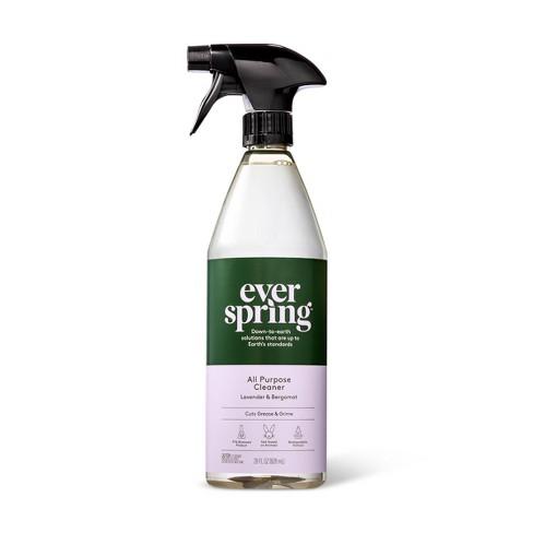 Lavender & Bergamot All Purpose Cleaner - 28 fl oz - Everspring™ - image 1 of 3