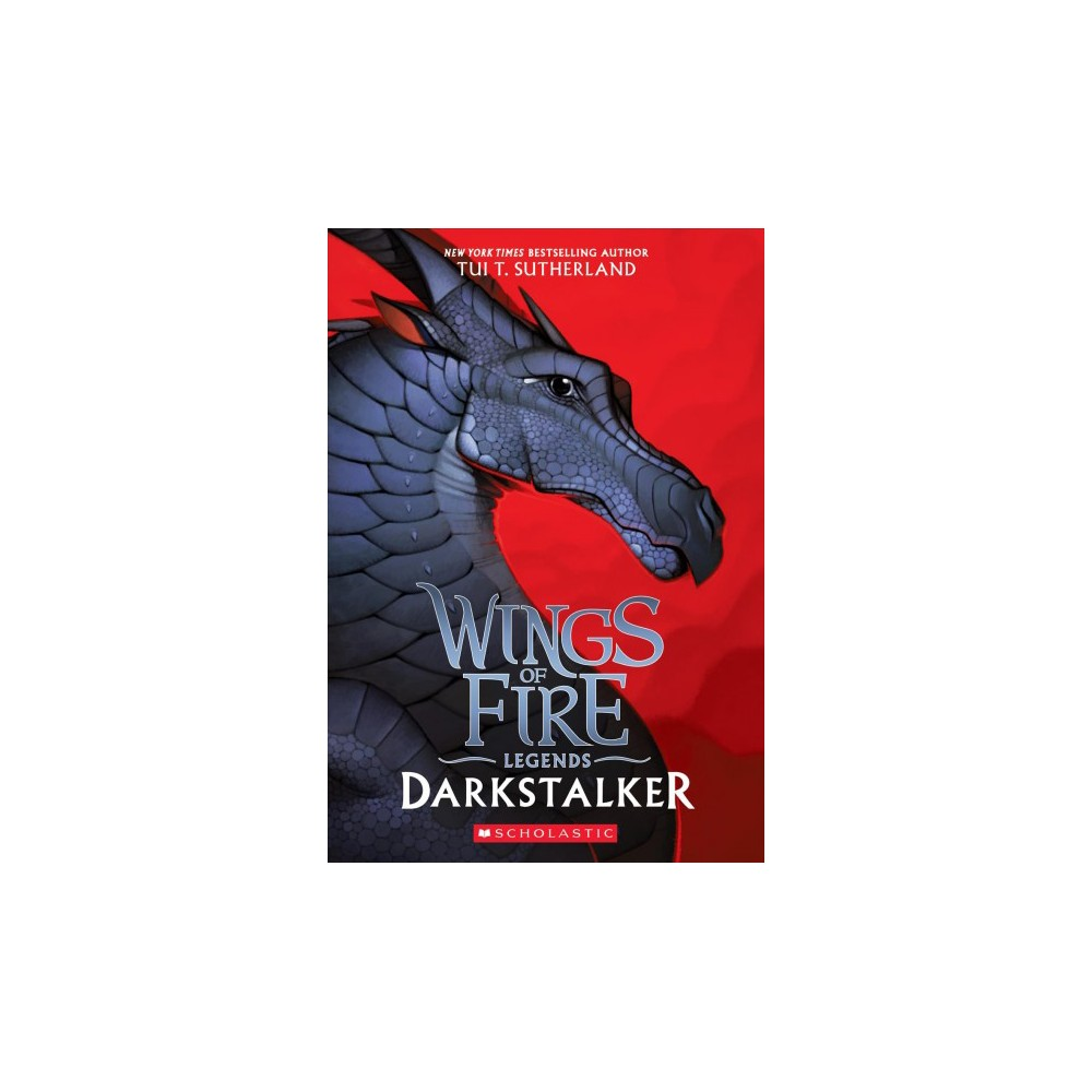 Darkstalker - Reprint (Wings of Fire) by Tui Sutherland (Paperback)
