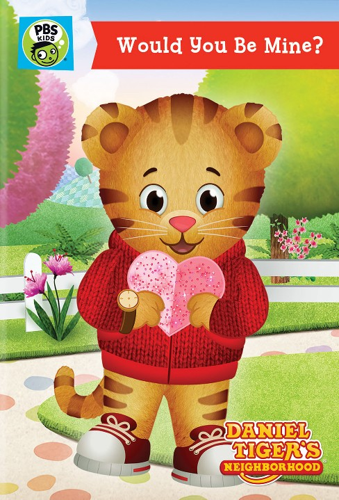 Daniel Tiger's Neighborhood: Will You Be Mine? (DVD) - image 1 of 1