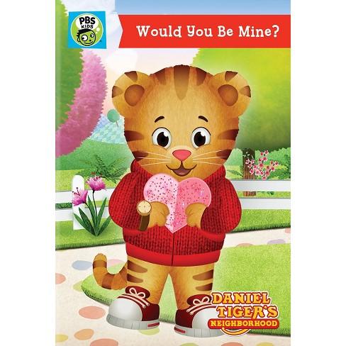 Daniel Tiger's Neighborhood: Will You Be Mine? (DVD) - image 1 of 1