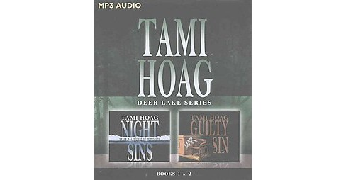 Night Sins / Guilty As Sin (Unabridged) (MP3-CD) (Tami Hoag) - image 1 of 1