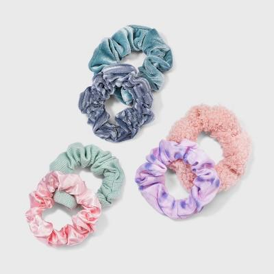 Kids' 6pk Hair Twisters – art class™