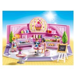 Playmobil Cupcake Shop, mini figures