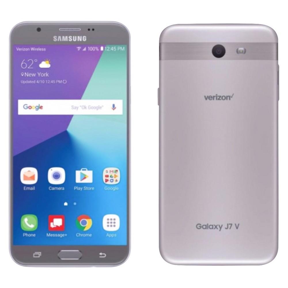 Verizon Samsung J7 (16GB) - Gray Verizon Samsung J7 (16GB) - Gray
