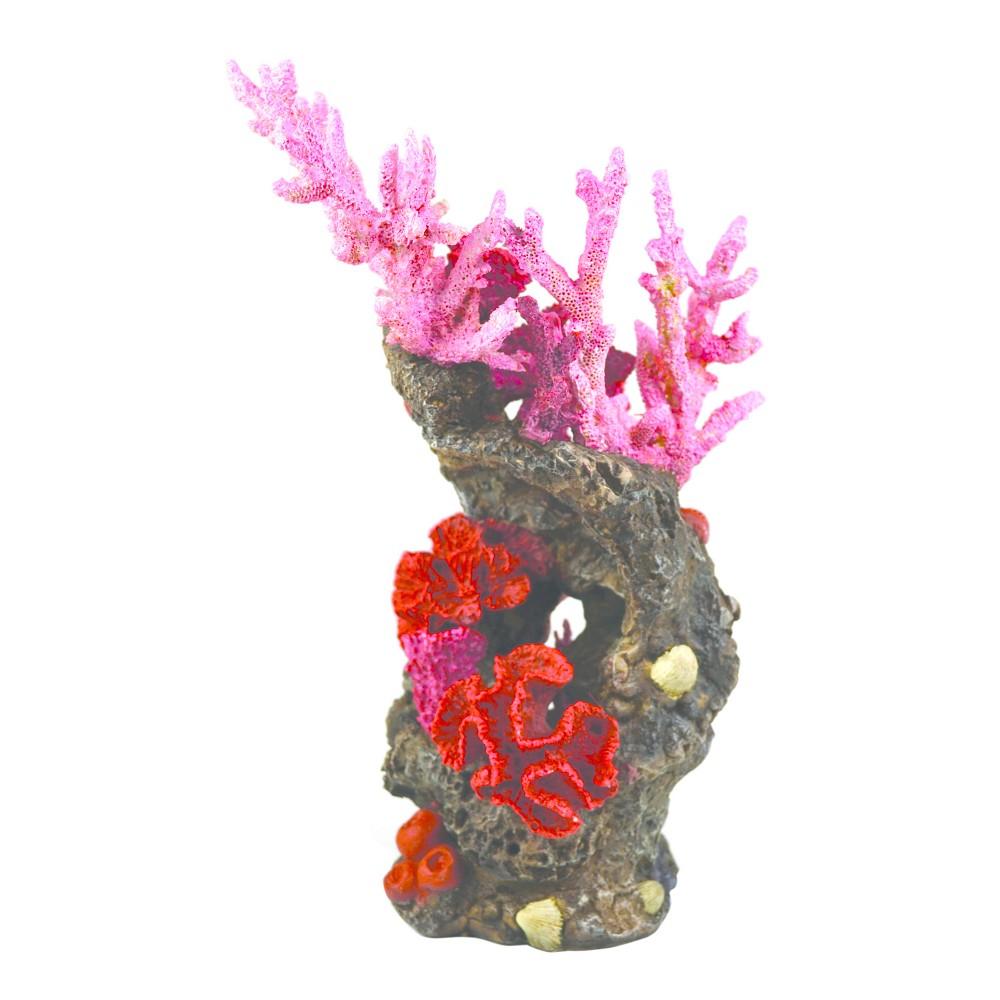 biOrb Reef Ornament Aquarium Sculptures - Red