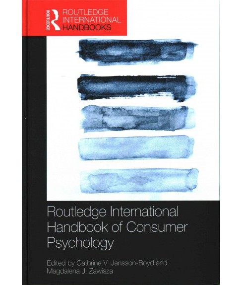 Routledge International Handbook of Consumer Psychology (Hardcover) - image 1 of 1