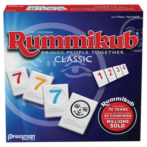 Pressman Rummikub Game - image 1 of 4
