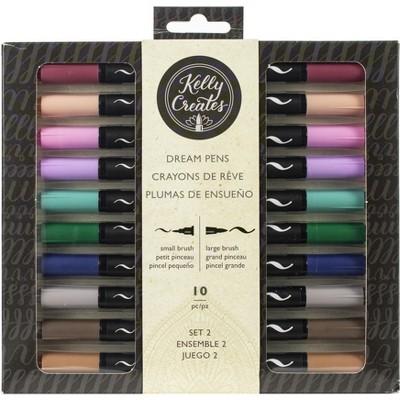 Kelly Creates Dream Pens 10/Pkg-Meadow