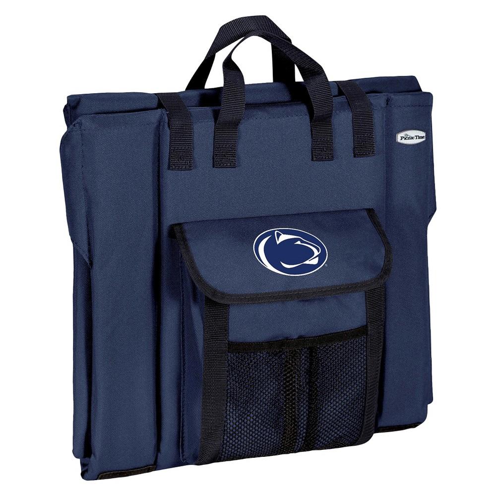 Portable Stadium Seats NCAA Penn State Nittany Lions Navy