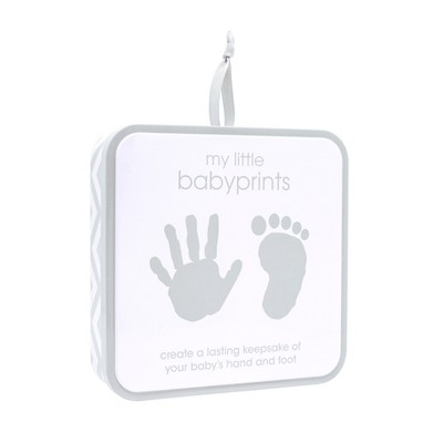Pearhead My Little Babyprints - DIY Baby Handprint and Footprint Keepsake Kit