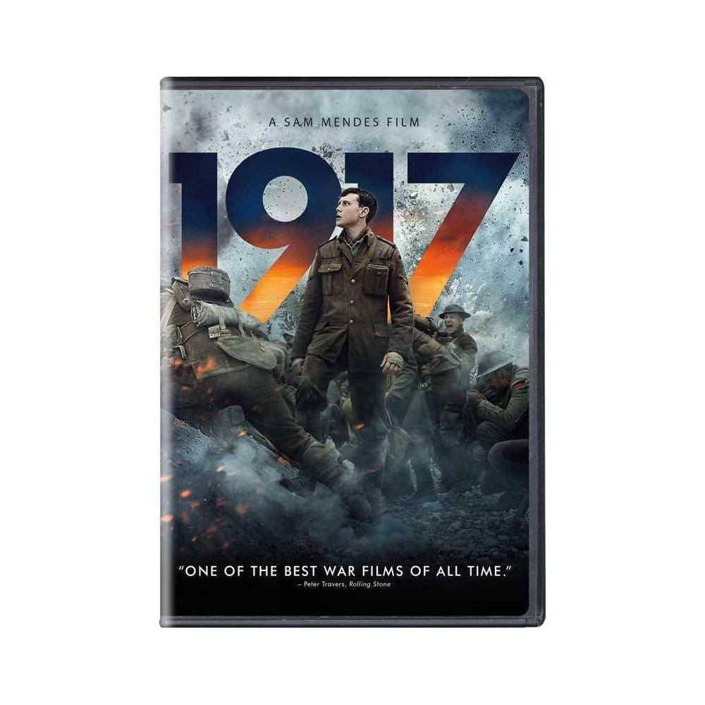 1917 (DVD), Movies was $19.99 now $13.0 (35.0% off)