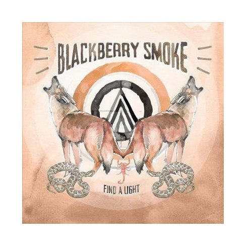 Blackberry Smoke - Find A Light (CD) - image 1 of 1