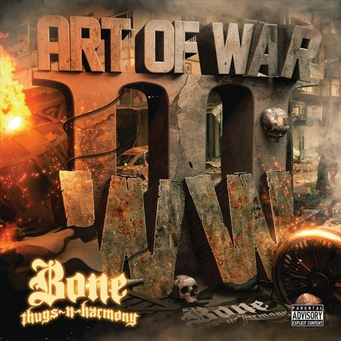 86e23f8b925 Bone Thugs N Harmony - Art Of War Iii (CD)   Target