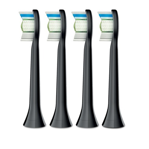 Philips Sonicare™ Diamond Clean Replacement Electric Toothbrush Head - 4pk - image 1 of 4