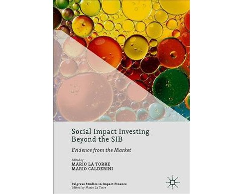 Social Impact Investing Beyond the Sib : Evidence from the Market -  (Hardcover) - image 1 of 1