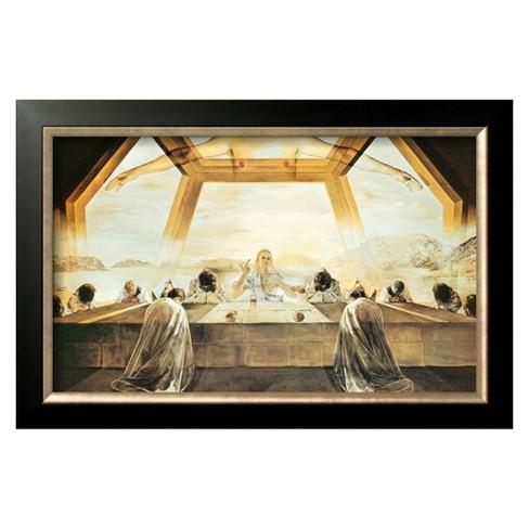 Art.com - The Sacrament of the Last Supper, c.1955 Framed Art Print - image 1 of 2