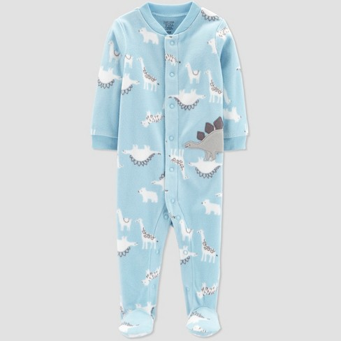 45d388050 Baby Boys' Animal Sleep 'N Play - Just One You® made by carter's Light Blue