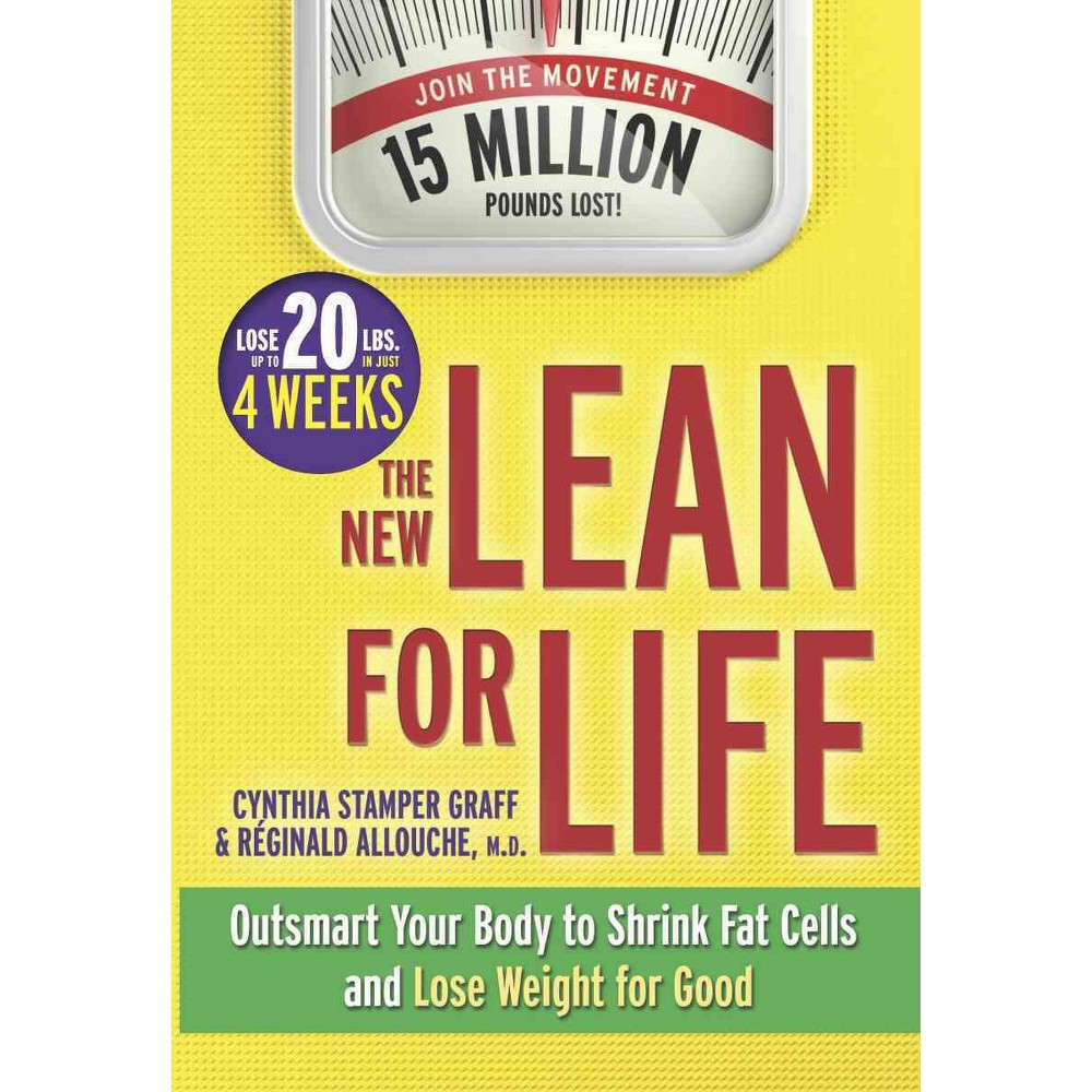 The New Lean for Life (Hardcover) (Cynthia Stamper Graff & Réginald Allouche)