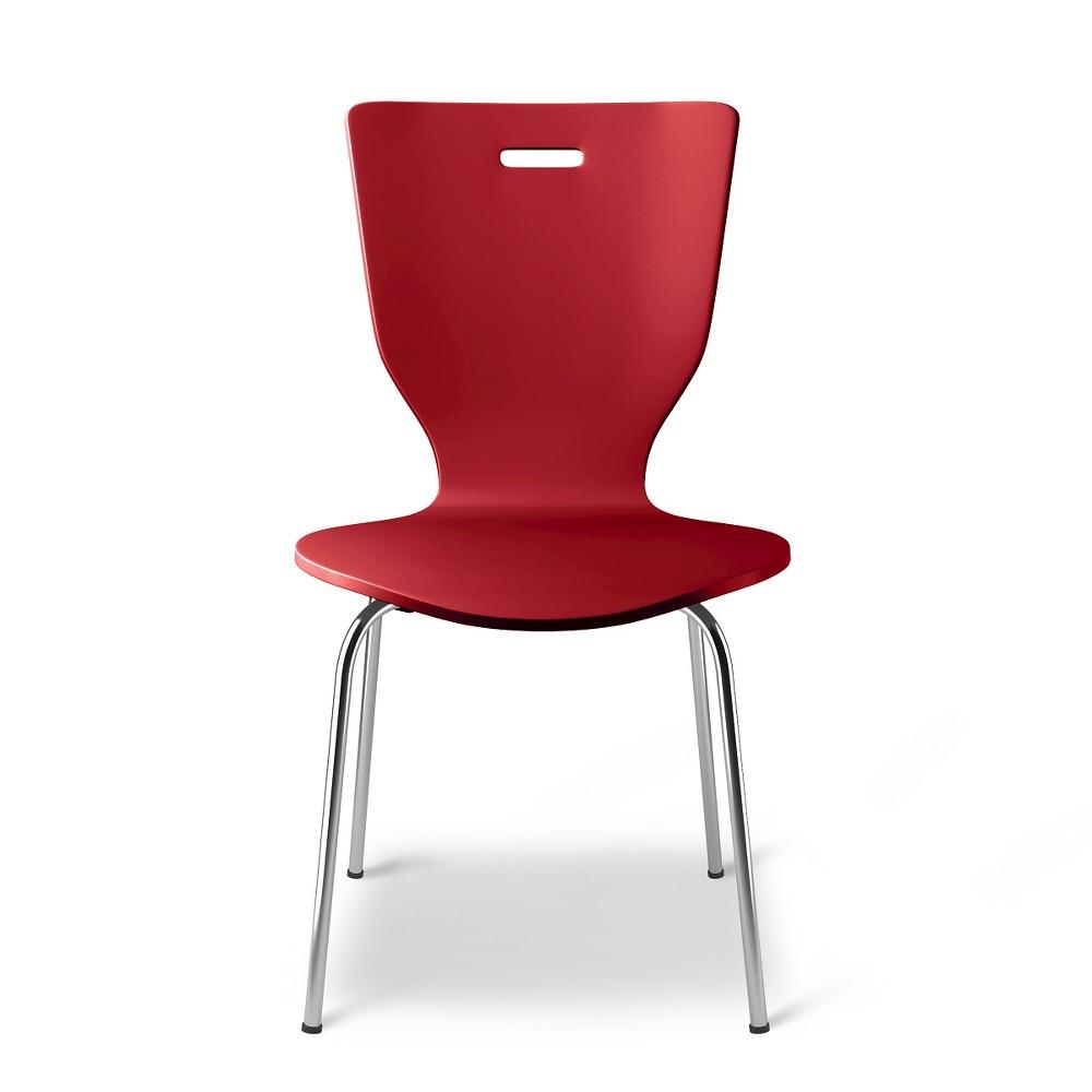 Scoop Kids Desk Chair - Stoplight Red - Pillowfort