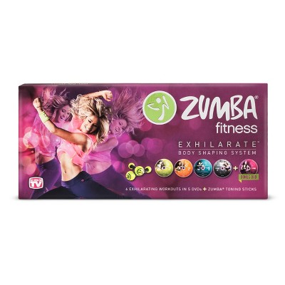Zumba Total Body Adjustable Weights