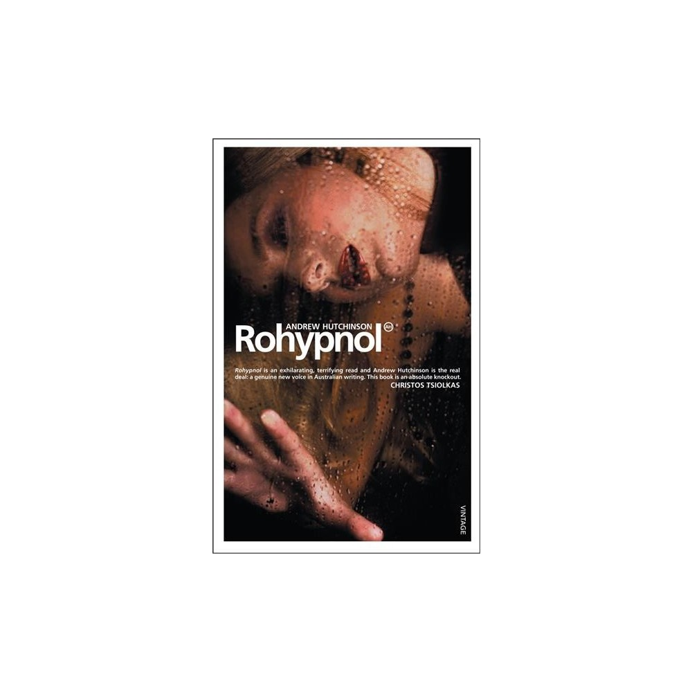 Rohypnol - by Andrew Hutchinson (Paperback)