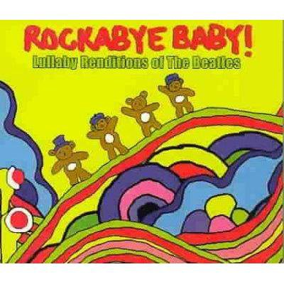 Various - Rockabye Baby! Lullaby Renditions Of The Beatles (CD)