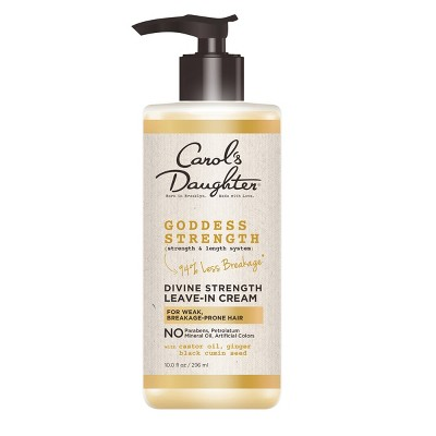 Carol's Daughter Goddess Strength Leave In Cream - 10 fl oz