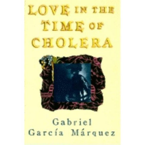 Love in the Time of Cholera - by  Gabriel Garcia Marquez (Hardcover) - image 1 of 1