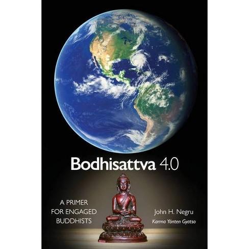 Bodhisattva 4.0 - by  John H Negru (Paperback) - image 1 of 1