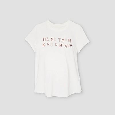 Short Sleeve Graphic Maternity T-Shirt - Isabel Maternity by Ingrid & Isabel™