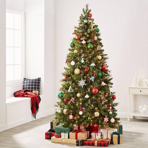 85pc Winter Farmhouse Christmas Ornament Kit Wondershop Target