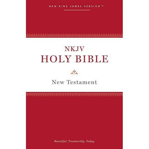 NKJV, Holy Bible New Testament, Paperback - by  Thomas Nelson - image 1 of 1
