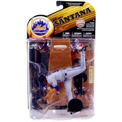 McFarlane Toys MLB Sports Picks Series 24 Johan Santana (New York Mets) Action Figure [Gray Jersey] - image 1 of 1