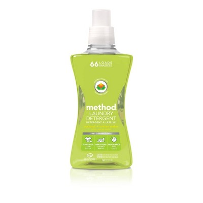 Method Coconut + Cactus Water Laundry Detergent - 53.5 fl oz