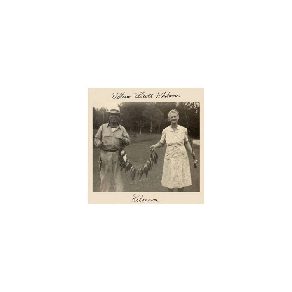 William El Whitmore - Kilonova (Vinyl)