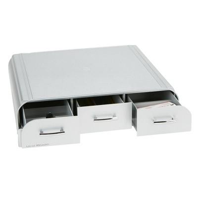 PC Laptop IMAC Monitor Stand Silver - Mind Reader