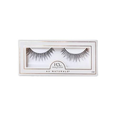 House of Lashes Au Naturale Classic Collection False Eyelashes - image 1 of 4