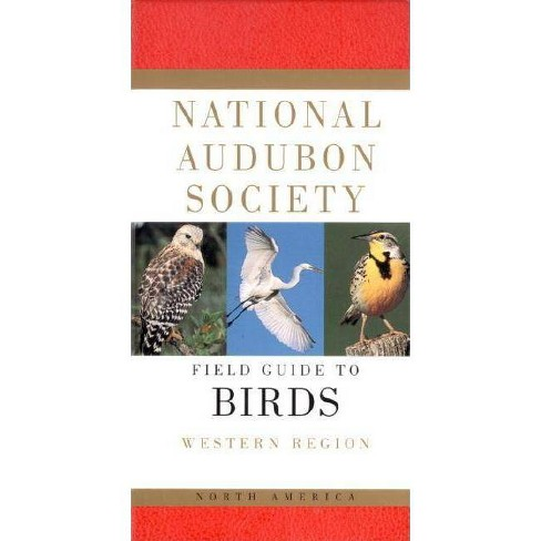 National Audubon Society Field Guide to North American Birds--W - (Audubon Field Guide) (Hardcover) - image 1 of 1