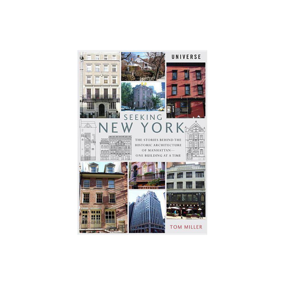 Seeking New York By Tom Miller Paperback