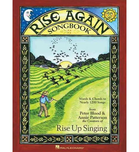 Rise Again : A Group Singing Songbook (Paperback) - image 1 of 1