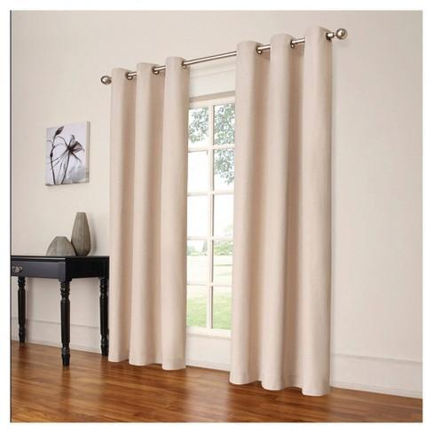Windsor Light Blocking Curtain Panel - Eclipse™ - image 1 of 3