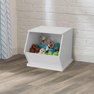 Kidkraft Single Storage Unit - White