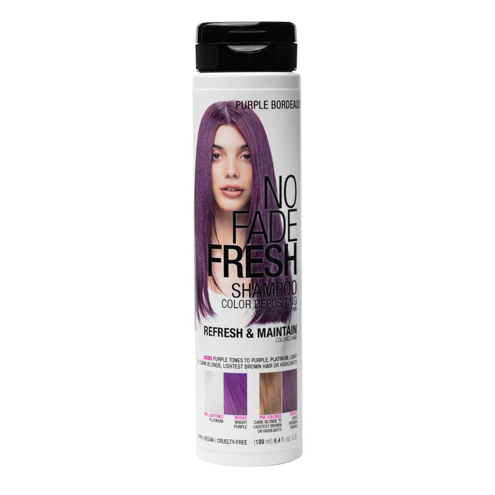 Image of No Fade Fresh Color Depositing Shampoo - Purple