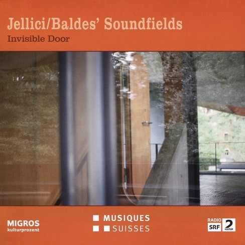 Johanna jellici - Invisible door (CD) - image 1 of 1