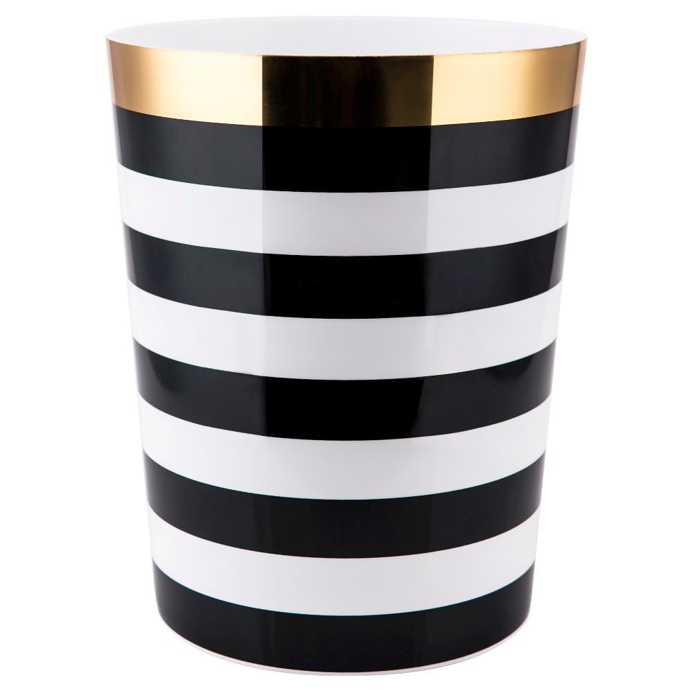 Image of Derby Wastebasket - Allure