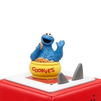 Sesame Street Cookie Monster Tonie Audio Play Figurine