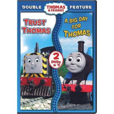 Thomas & Friends: Trust Thomas/A Big Day for Thomas (DVD)