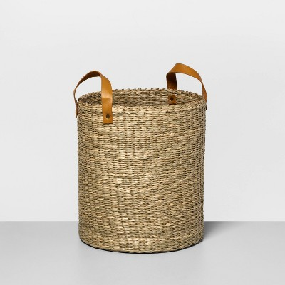 """12""""x13"""" Small Woven Storage Container - Hearth & Hand™ with Magnolia"""